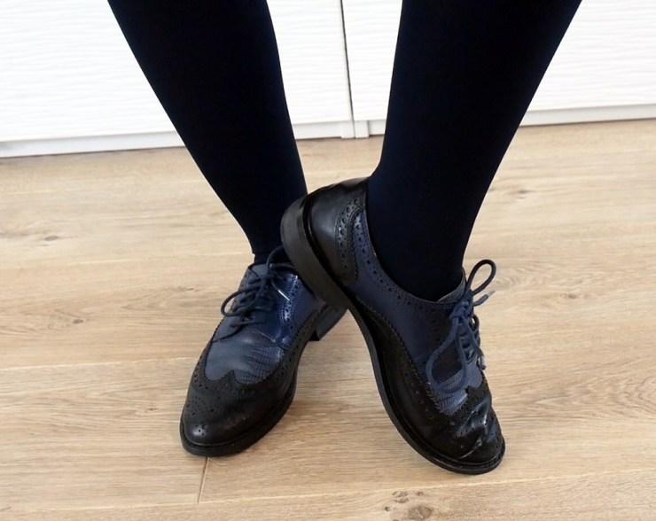 amourblogetbeaute lookbook Belle en dentelle LOOK4 Chaussures