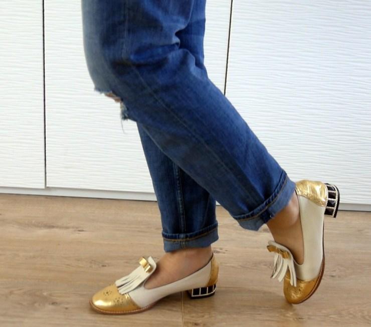 amourblogetbeaute lookbook Belle en dentelle Look2 Chaussures