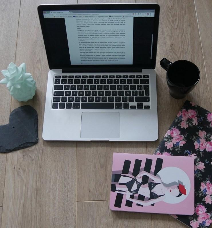 Amour Blog et beauté Comment Atteindre ses objectifs Clairefontaine Chantal Thomass Couverture
