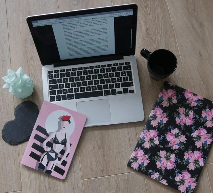 Amour Blog et beauté Comment Atteindre ses objectifs Clairefontaine Chantal Thomass