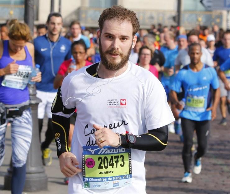 Amourblogetbeaute FasterToday Entrainement Jeremy Course à pieds Marathon