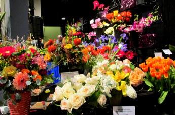 Cass School of Floral Design: cut flowers