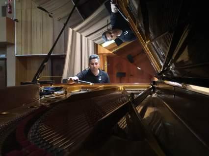 Imaxe da edición pasada do concurso | vigopianocompetition.com