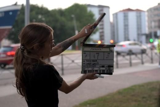 O barrio de Coia convértese en plató de cine esta fin de semana
