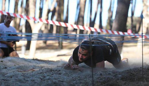 Deporte, ocio e solidariedade no Desafío Boot Camp