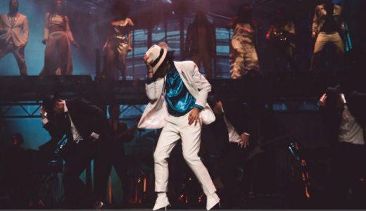 O galego Álex Blanco dá vida a Michael Jackson no aclamado show Forever