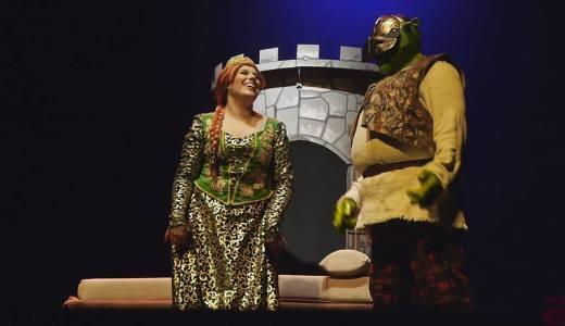 O Shrek máis galego chega co seu musical ao Mar de Vigo