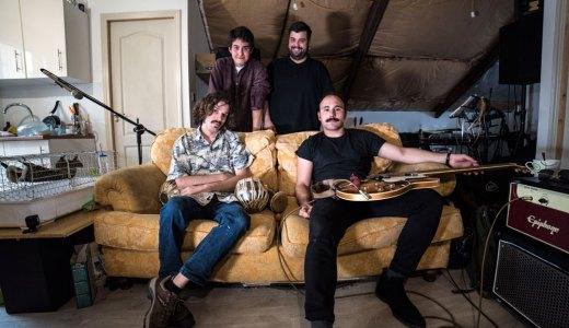 A banda Nítido debuta este sábado coa súa nova formación