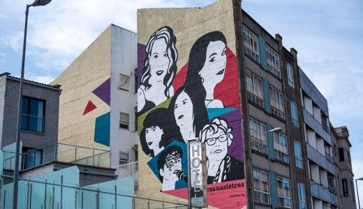 Numerosas actividades ata marzo no Centro de Documentación Feminista