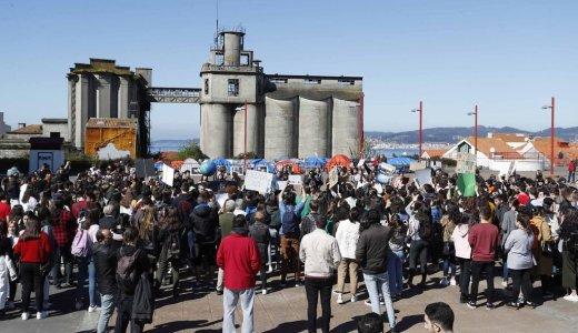 Continúan as actividades na semana de loita contra o cambio climático