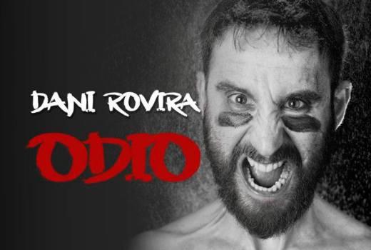 Sorteo de dúas entradas para ver a Dani Rovira