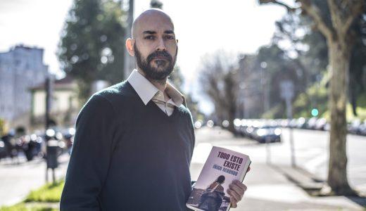 """Íñigo Redondo: """"Estaba convencido de que esta novela podía publicarse con certa dignidade"""""""