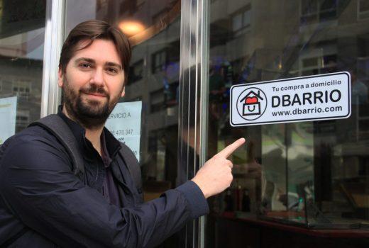 Pablo Sánchez (DBarrio): 'DBarrio coida de todos os eslabóns da cadea'