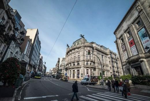 'Vigo, cidade vagalume' por Manuel Bragado