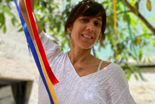 Patricia (La Mona Chita): 'hai nenos con medo a saír á rúa porque non foron tidos en conta en todo este proceso'