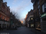 Leicester at sunset 2