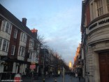 Leicester at sunset 3