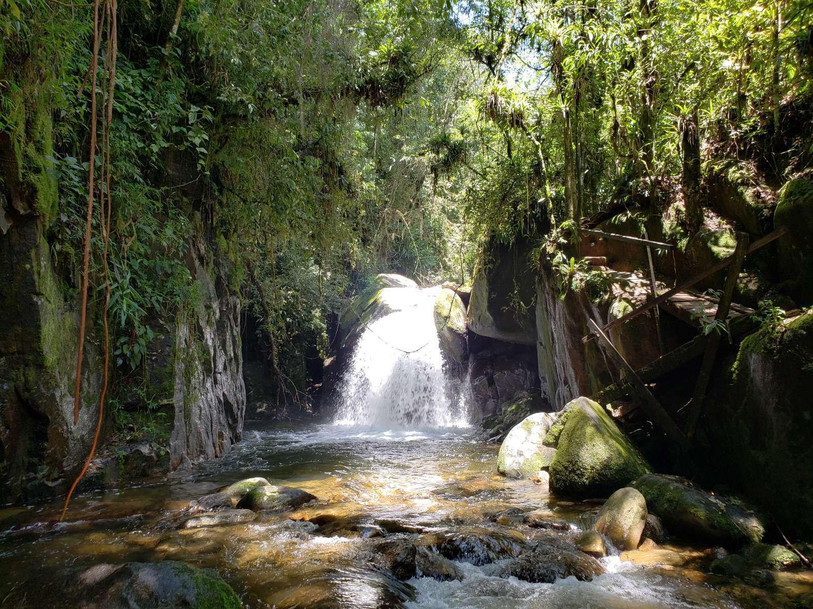 Cachoeira Toca da Raposa