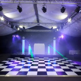 Amp and Decks Mobile Disco Hire Birthday Hire