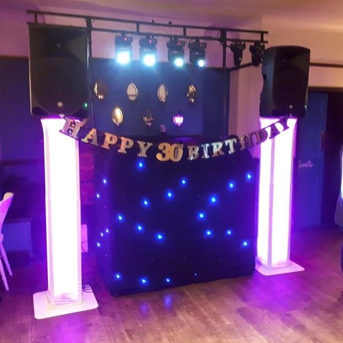 Birthday Mobile Disco Hire in Essex Suffolk