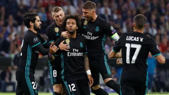 UEFA Champions League Halbfinale   FC Bayern München - Real Madrid   TOR Madrid (Reuters/K. Pfaffenbach)