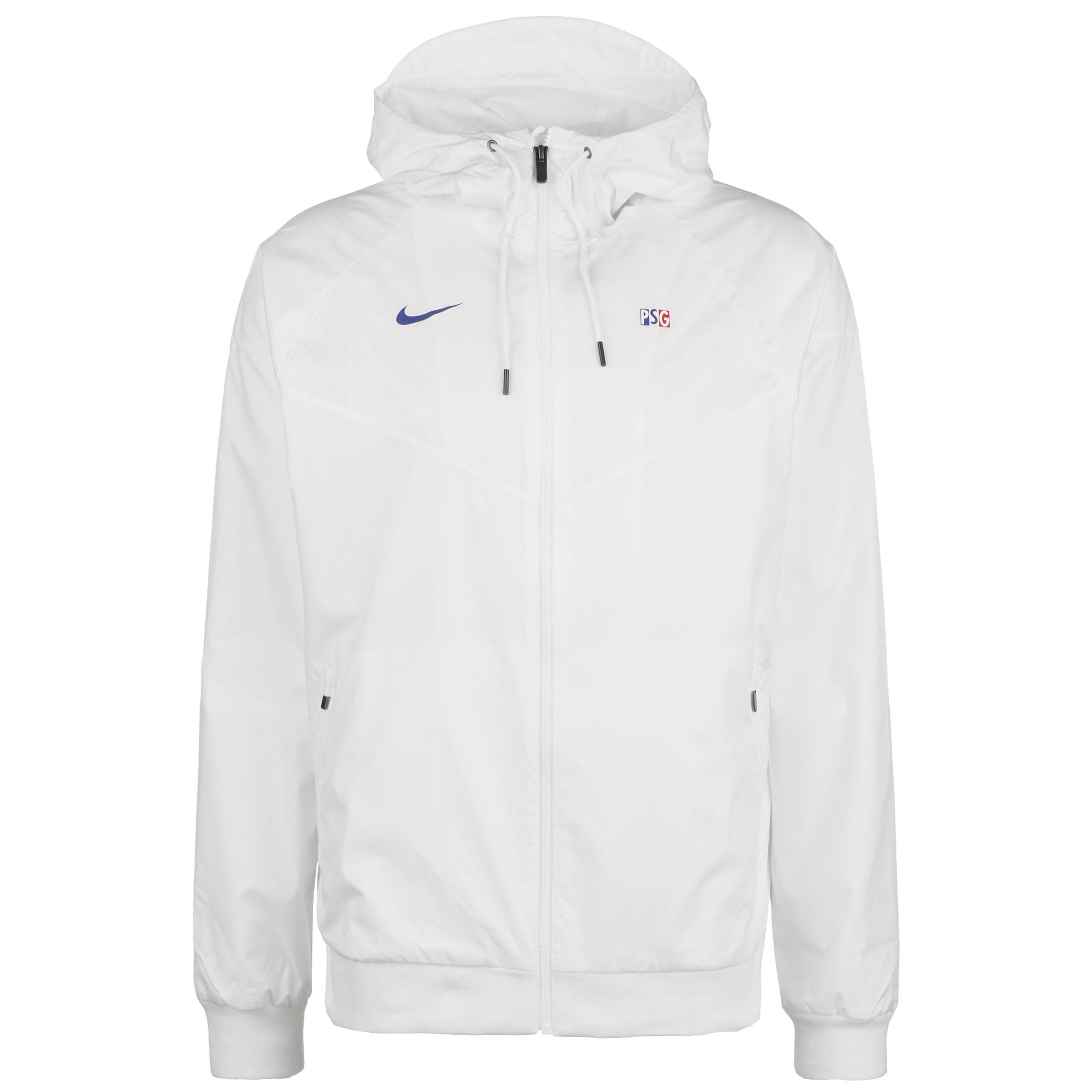 nike paris st germain authentic trainingsjacke herren weiss blau im online shop von sportscheck kaufen