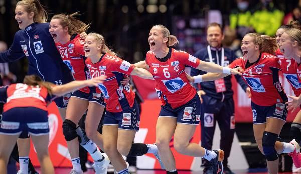 handball em der frauen frankreich und