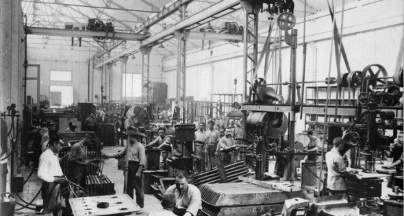 Vau treballar a la fàbrica Benet Campabadal?