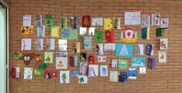 Felicitaciones concurso navidad 2015