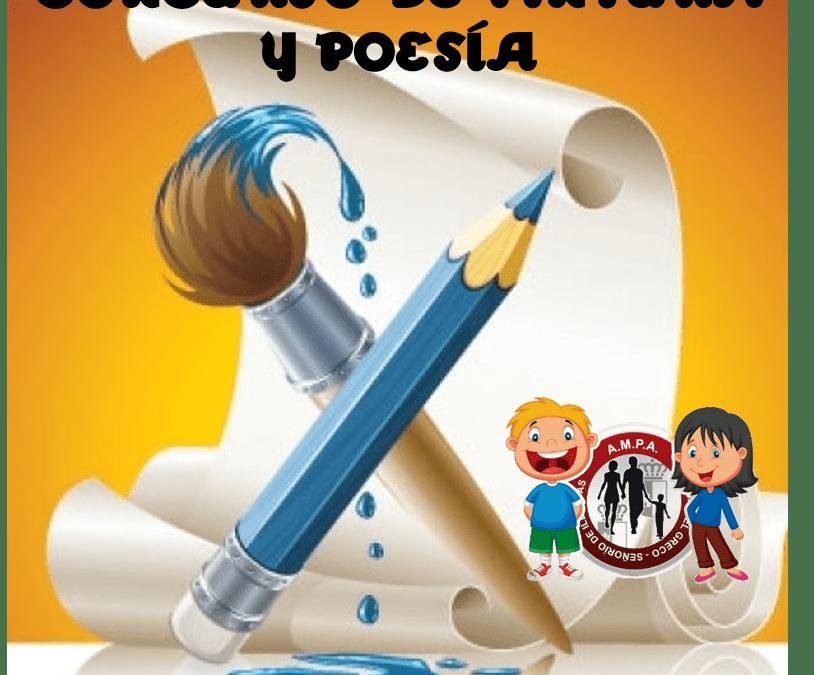 Ganadores Concurso Pintura y Poesía 2019
