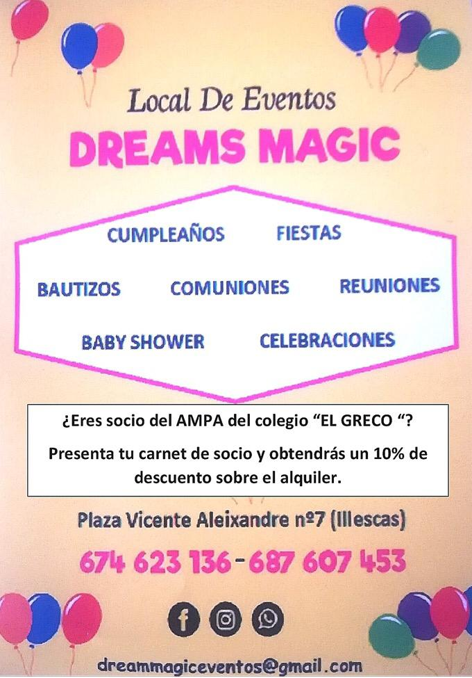 Dreams Magic