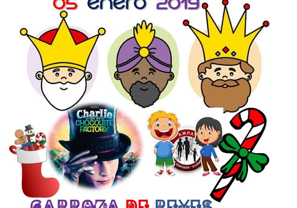 Resumen Carroza de Reyes