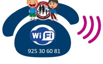 Cambio de teléfono y wifi
