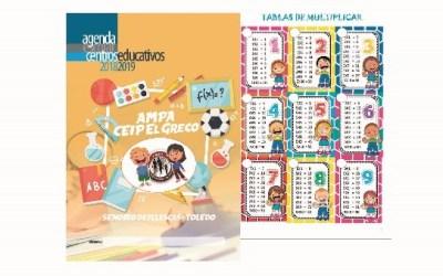 Agendas Escolares :: Mochilas Curso 19 20