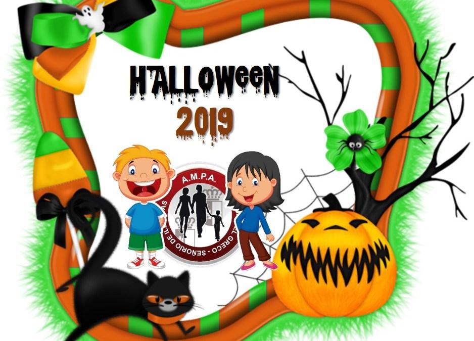 Halloween 25 Octubre