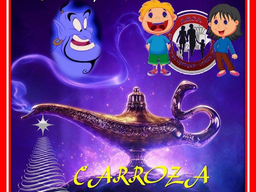 Carroza 05 01 2020