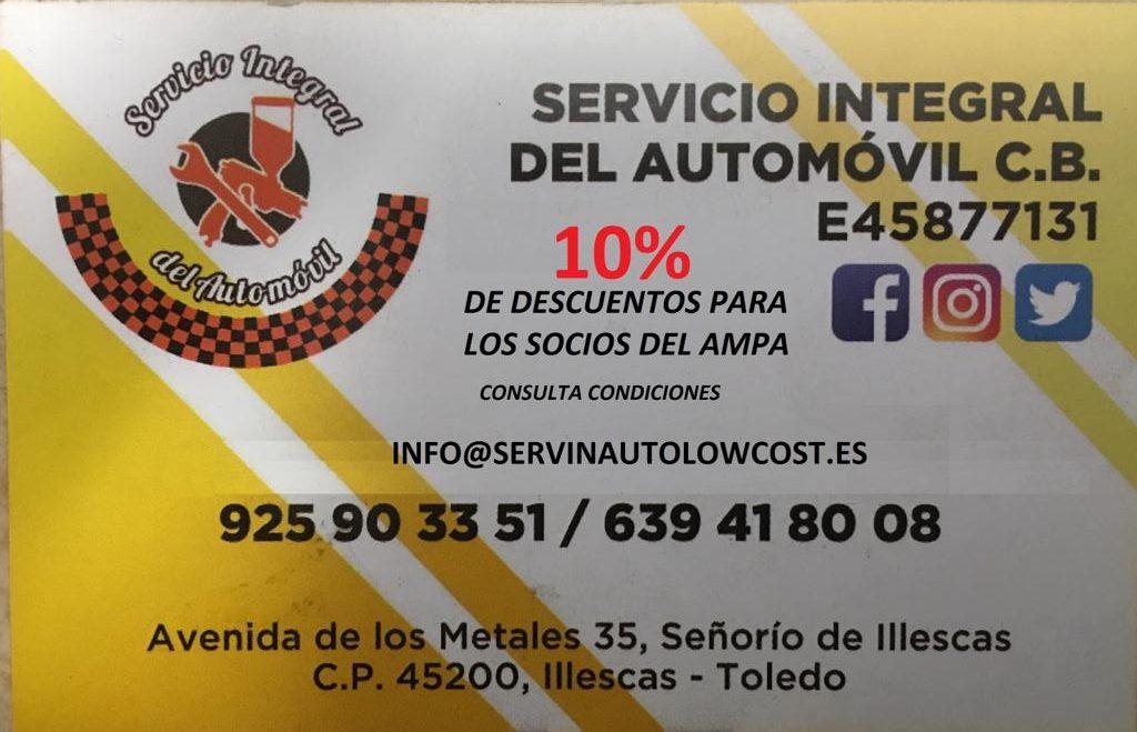 SERVICIO INTEGRAL DEL AUTOMOVIL