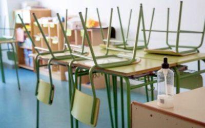 Desde mañana 13 de Marzo cierre de los Colegios e Institutos Castilla la Mancha