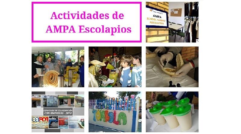 Actividades de AMPA Escolapios Sevilla