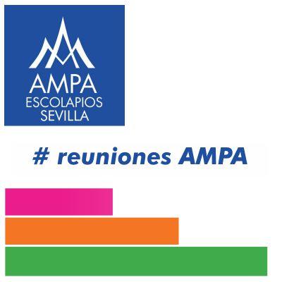 Reunión AMPA @ Sede AMPA Escolapios