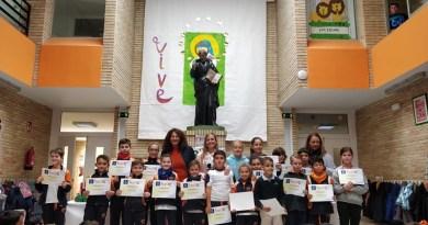 Diplomas Ginkana Calasanz 2019