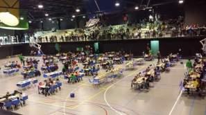 Competición Ajedrez- Oviedo