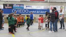 Prebenjamines. Torneo AMPA Fozanledi 2016