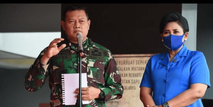 KASAL Laksamana TNI Yudo Margono. ©2020 Merdeka.com/Nur Habibie
