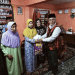 Ketua MPC Pemuda Pancasila Muaro Jambi Secara Simbolis Serahkan Santunan (Jaluko)