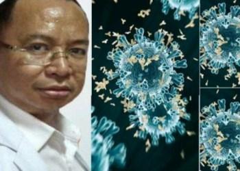 Wakil Ketua PIE RSUP Mohammad Hosien, dr.Harun Hudari,Sp.PD, Virus India B1617 di Palembang Lebih Bahaya, Hancurkan Antibodi dan Mutasi Ganda, Kenali 8 Gejalanya, Minggu (9/5/2021)