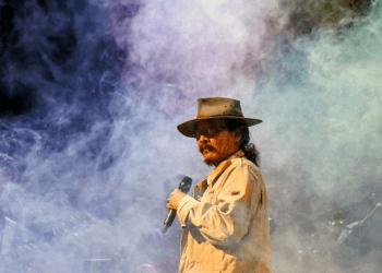 Budayawan dan Seniman Sujiwo Tejo (Foto: Istimewa)
