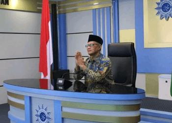 Ketua Umum PP Muhammadiyah Haedar Nashir /Twitter.com/@HaedarNs
