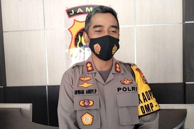 Kapolres Merangin AKBP Irwan Andy Puranmawan/ISt.net