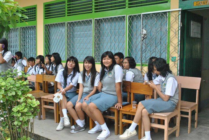 Foto: Pelajar SMA Jambi, Ist/net
